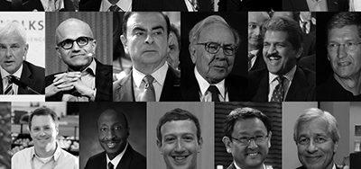 Dime quién es el CEO y te diré cómo es la reputación de la empresa