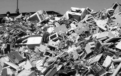 El planeta se satura cada vez más de desechos electrónicos