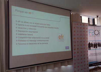 Imagen de caso de éxito Cafam. Implantación del modelo efr (3)