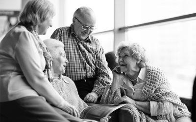 Conciliación, maternidad y envejecimiento