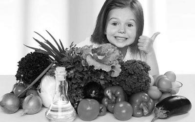 El 'Club Nutrifriends', la idea para enseñar a los niños a comer saludablemente